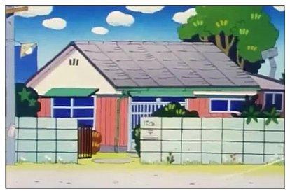 「一軒家 アニメ」の画像検索結果
