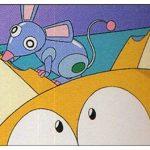 ドラえもんが黄色から青くなった理由はネズミに耳をかじられた?