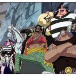 ワンピースで黒ひげ海賊団のメンバーと能力は?懸賞金も検証