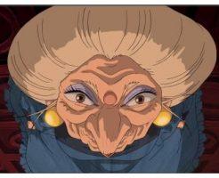 千と千尋の神隠し 湯婆婆