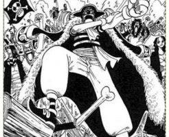 バギー海賊団 メンバー