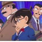 名探偵コナンの刑事一覧!名前や階級などを紹介