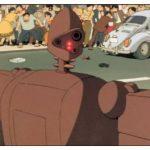 ラピュタのロボット兵はラムダという名でルパン三世にも登場していた?